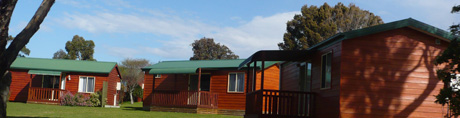 Tasmania Holiday Packages from Tasmania Cabins - Cabin image from Bicheno Holiday Park